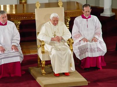 Papal Visit Friday 17