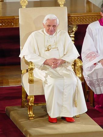 Papal Visit Friday 15