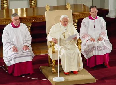 Papal Visit Friday 11
