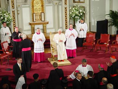 Papal Visit Friday 4
