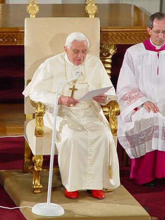 Papal Visit Friday 10