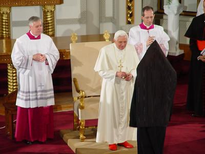 Papal Visit Friday 20