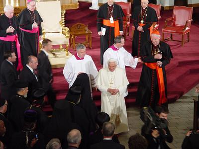 Papal Visit Friday 19