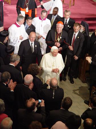Papal Visit Friday 23