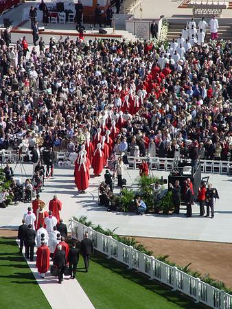 Papal Visit Thursday 1
