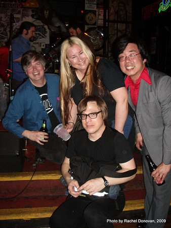 2009-03-19 Stiff Records Tribute: I Love My Label