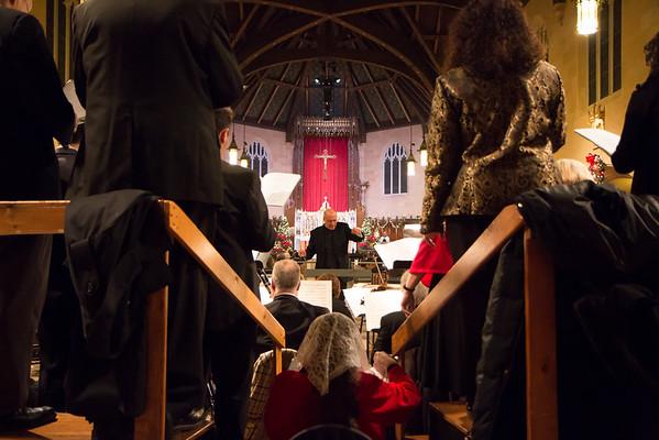 2012-12-25 Christmas Midnight Mass