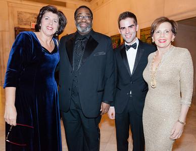 Glimmerglass Festival Artistic & General Director Francesca Zambello, Eric Owens, Luke Frazier, Adrienne Arsht