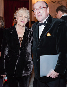 Estelle Parsons, Edward Callaghan