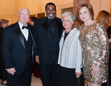 Jim Barton, Eric Owens, Nancy Barton, Faith Gay