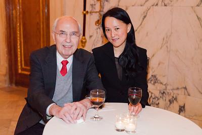 Aubrey Reuben, Xiuli Meng