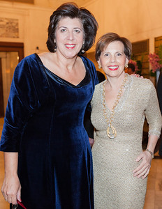 Glimmerglass Festival Artistic & General Director Francesca Zambello and Adrienne Arsht