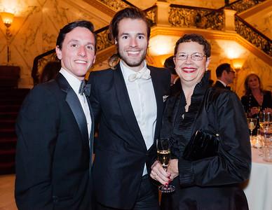 Adam Weinert, R.B. Schlather, Karen Schlather