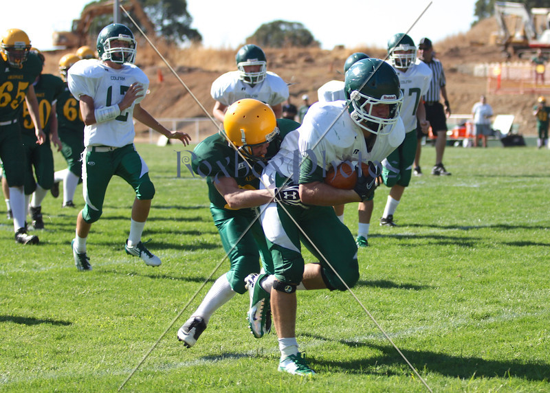 Frosh CHS vs Argonaut 082412 (51)