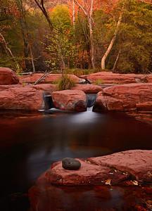 Zen Creek Fall