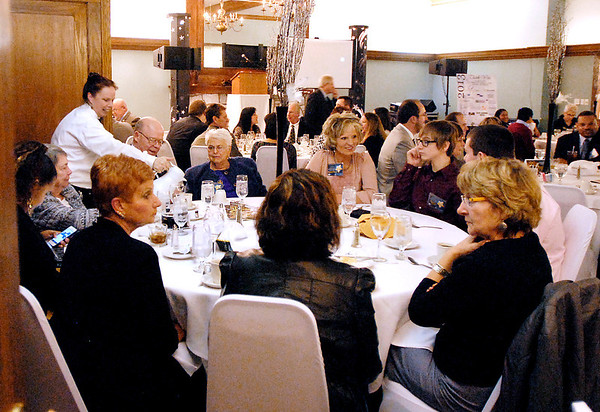 This years 2013 ATHENA Awards Gala was another sellout with a packed house at Anderson Country Club.