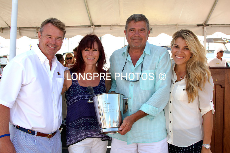 'RISA'  Bill, Debbie and Daniell Seals.  1st. Place winners....VINTAGE class.