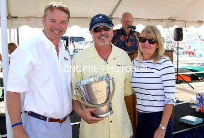 'BETWEEN the SHEETS'  owner Ross Pearlman.  1st Place Sail-Racing.