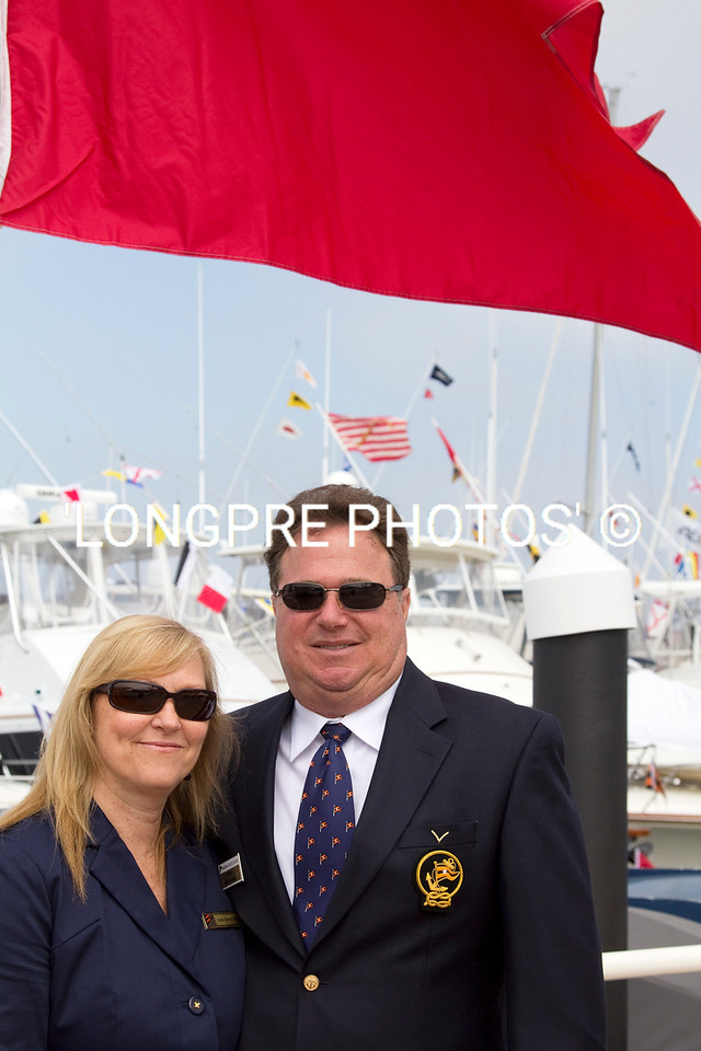 2013 Opening Day Chairpersons: VICKI and BILL BLOOMBERG