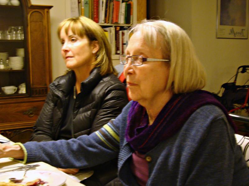 Karen and Nancy