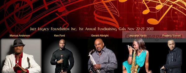 2013 Jazz Legacy Foundation Gala - Gala Images