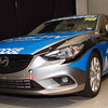 Brad Hodge's Mazda6 from the 2013 AGP Celebrity Race