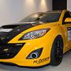 Mazda3 from Targa Tasmania