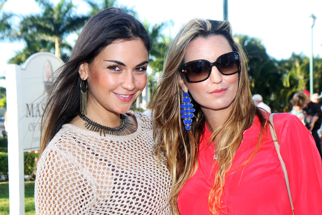 12  Virginia Balcazar and Maribel Lentijo