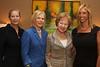 IMG_6670 Millicent Duvall, Judy Levis-Markhoff, Edith Stein and Elyssa Kupferberg