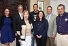 IMG_7392 Laura Gottlieb, Gary Weiner, Doris Gidding, Dr  Amir Amedi, Rabbi Marci Bloch, Rabbi Robert Silvers & Clive Kabatznik