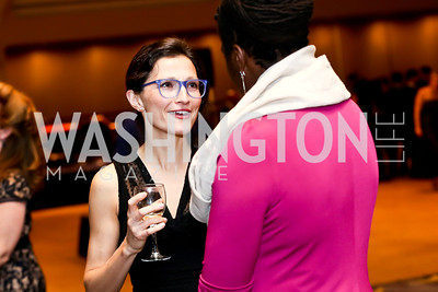 Hannah Burris. Photo by Tony Powell. Africare Bishop John T. Walker Memorial Dinner. Hilton Hotel. April 5, 2014