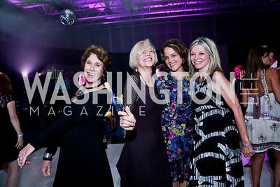 Nancy Tartt, Karen Thomas, NEED, Kay Kendall. Photo by Tony Powell. 2014 After Dark @ THEARC. September 13, 2014