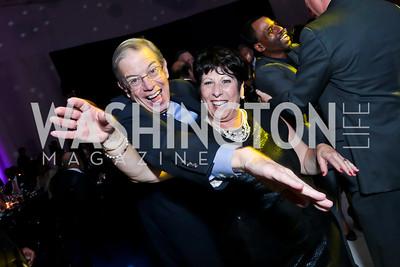 John Ritz, Cynthia Bertolotti. Photo by Tony Powell. 2014 After Dark @ THEARC. September 13, 2014