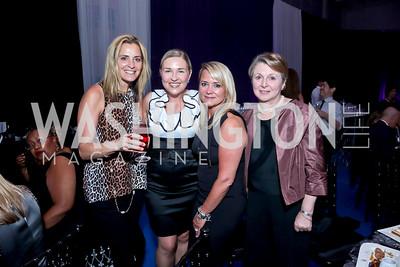 Ami Aronson, Kate Damon, Lyn  McFadden, Rima Calderon. Photo by Tony Powell. 2014 After Dark @ THEARC. September 13, 2014