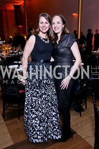 Amy Andryszak, Elizabeth Fox. Photo by Tony Powell. 2014 Alvin Ailey Gala. Kennedy Center. February 4, 2014