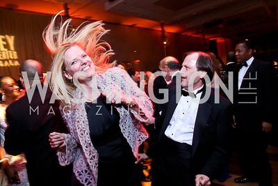 Dymphna van der Lans and Tim Decoster. Photo by Tony Powell. 2014 Alvin Ailey Gala. Kennedy Center. February 4, 2014