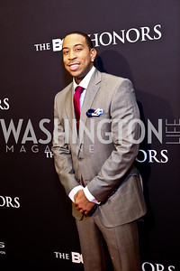 Ludacris. Photo by Tony Powell. 2014 BET Honors Red Carpet. Warner Theater. February 8, 2014