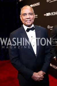 Corporate Citizen Award Honoree American Express CEO Ken Chenault. Photo by Tony Powell. 2014 BET Honors Red Carpet. Warner Theater. February 8, 2014