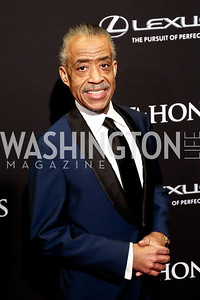 Rev. Al Sharpton. Photo by Tony Powell. 2014 BET Honors Red Carpet. Warner Theater. February 8, 2014