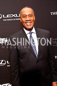 Scandal actor Joe Morton. Photo by Tony Powell. 2014 BET Honors Red Carpet. Warner Theater. February 8, 2014