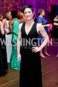 Aubrey DeAngelis. Photo by Tony Powell. 2014 Bachelors and Spinsters Ball. City Tavern Club. April 11. 2014