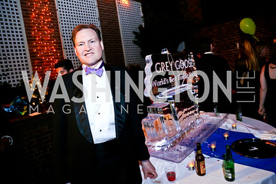 Robert Dyer. Photo by Tony Powell. 2014 Bachelors and Spinsters Ball. City Tavern Club. April 11. 2014