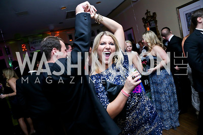 Patrick Kain, Emma Duffy. Photo by Tony Powell. 2014 Bachelors and Spinsters Ball. City Tavern Club. April 11. 2014