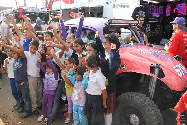 2014 Baja 1000 HeartGift 579