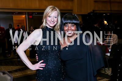 Charlotte Reid. Photo by Tony Powell. 2014 Black Tie and Sneakers Gala. Grand Hyatt. March 19, 2014
