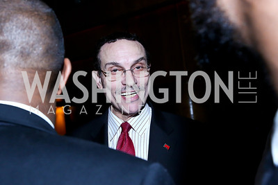 Mayor Vincent Gray. Photo by Tony Powell. 2014 Black Tie and Sneakers Gala. Grand Hyatt. March 19, 2014