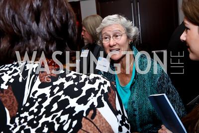 Barbara Robinson. Photo by Tony Powell. Catalogue for Philanthropy Award Dinner. Harman Center. November 1, 2014
