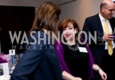 Susan Balding. Photo by Tony Powell. Catalogue for Philanthropy Award Dinner. Harman Center. November 1, 2014