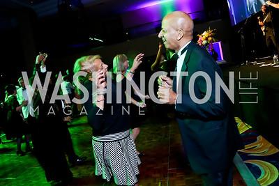 Diane and Tony Williams. Photo by Tony Powell. 2014 Catholic Charities Gala. Marriott Wardman Park. April 12, 2014