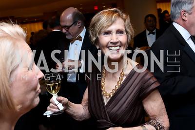 Connie Morella. Photo by Tony Powell. 2014 Catholic Charities Gala. Marriott Wardman Park. April 12, 2014